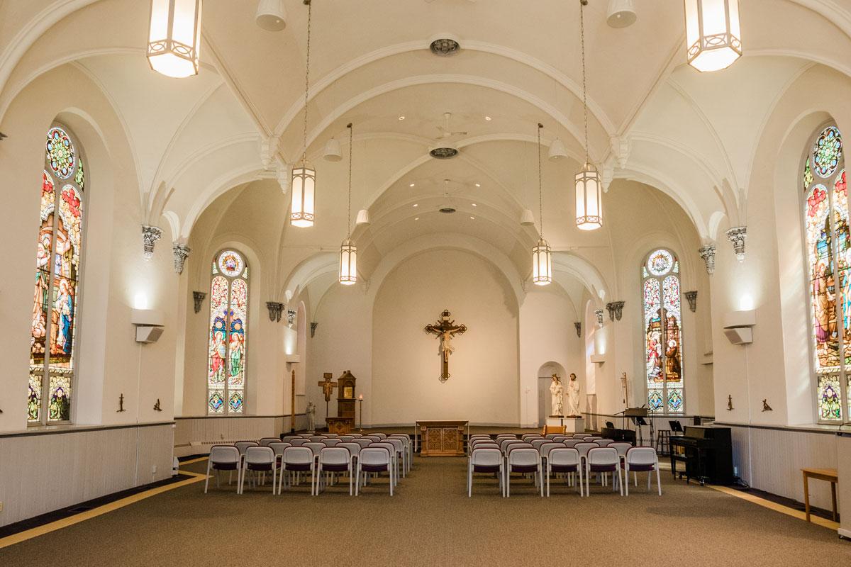 Shalom Spirituality Center - Dubuque, Iowa
